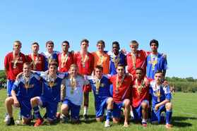 KSC Academy champs