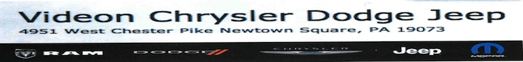 Videon Logo Banner