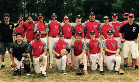 Hawks 16u Boston 2018