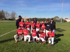 Hawks 2014 NCYBL Champs