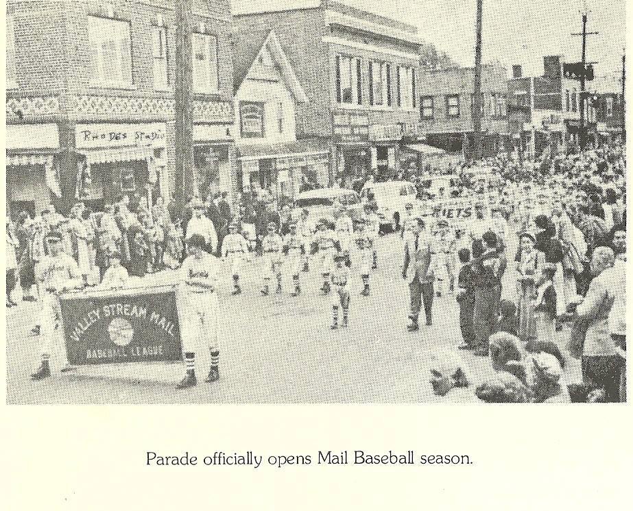 Mail League Opener 1960's