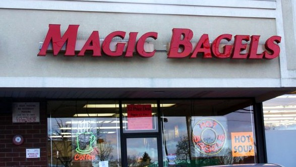 Magic Bagels