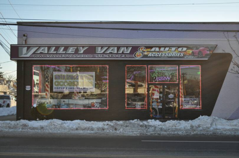 Valley Van