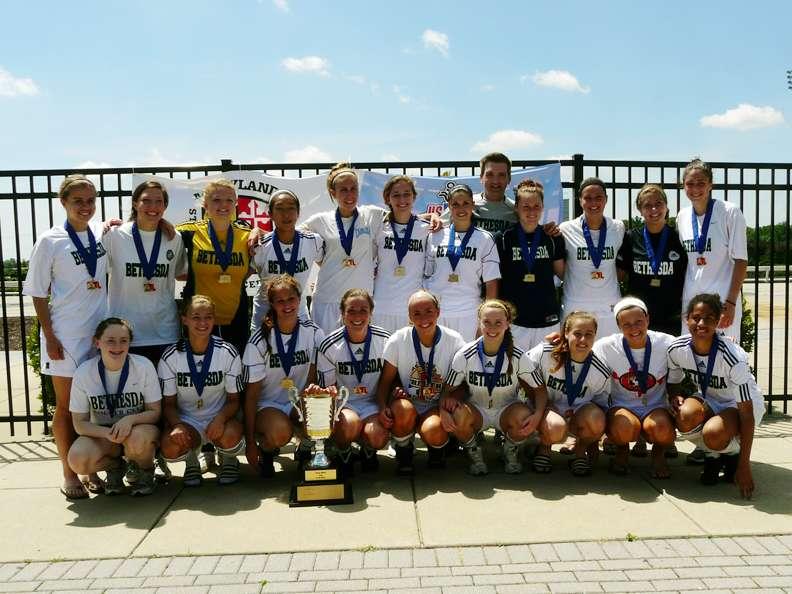 U18 State Champions
