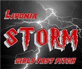 Livonia Storm 10U--Black