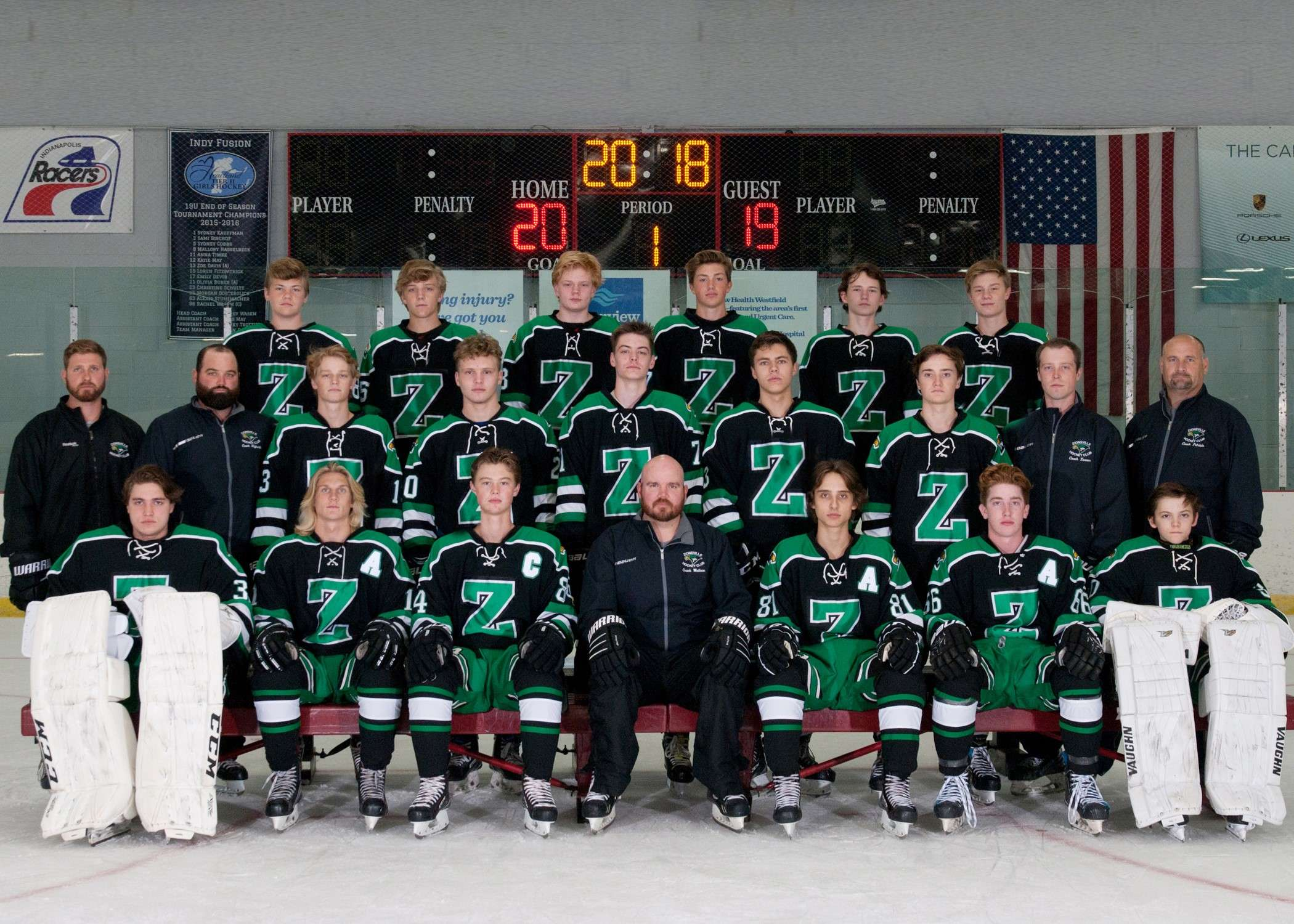 Zionsville Hockey Club