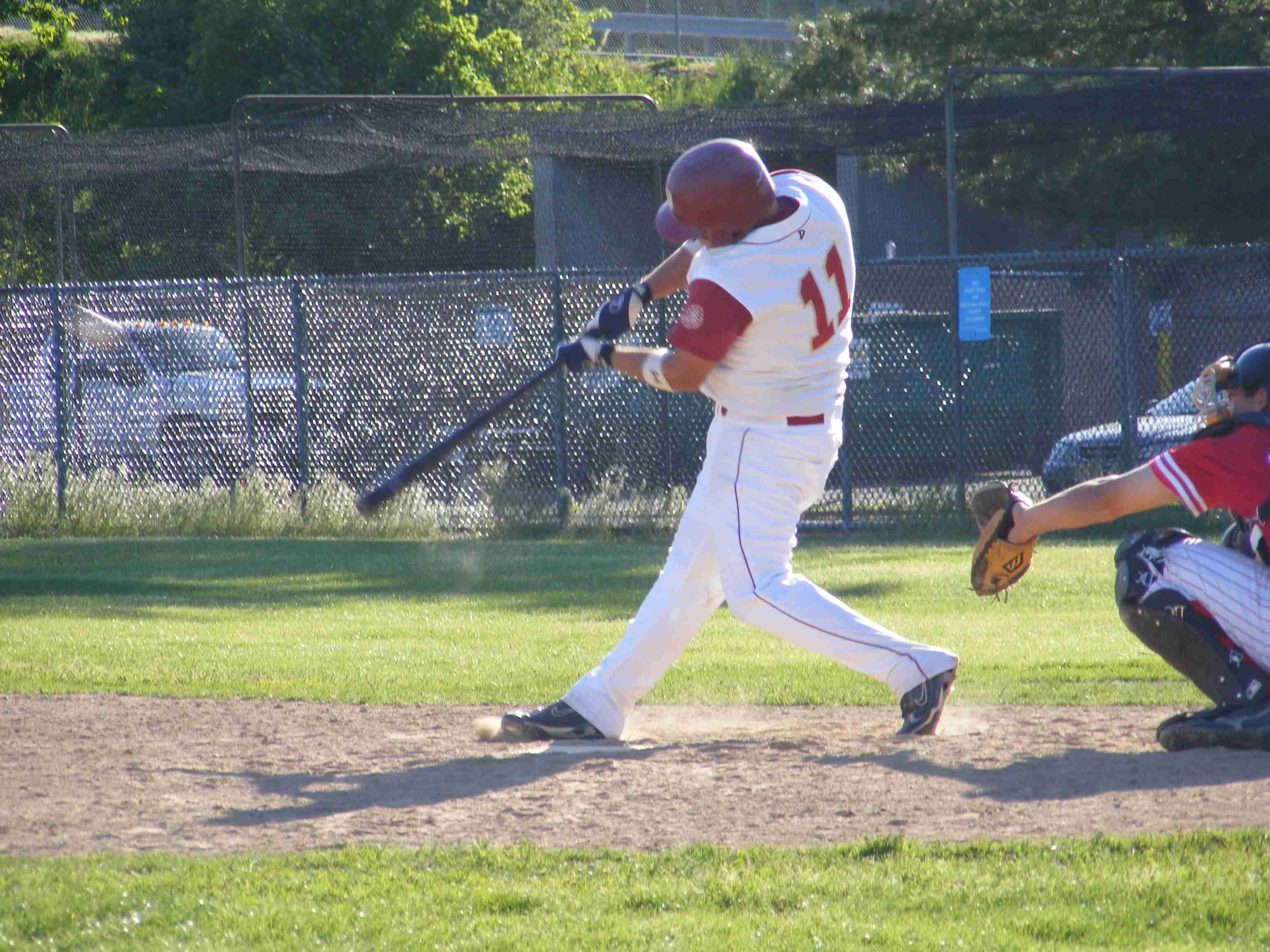 Andre Swinging