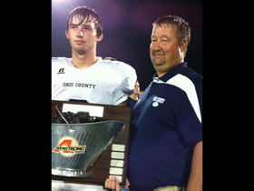 Jake Griffin MVP Coal Bowl &L.Griffin