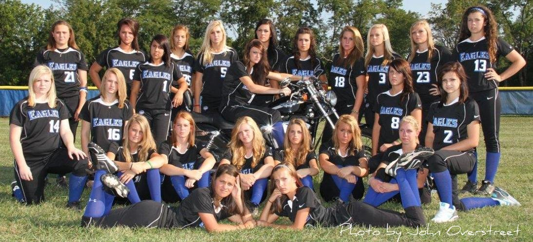 Grain Valley Lady Eagles