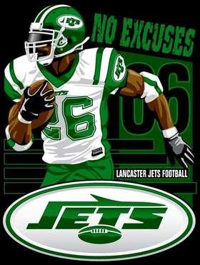Lancaster Jets logo