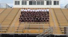 Golden Bears 2016 Team Pic