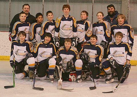 KPHA Ice Hawks Pee Wee T2