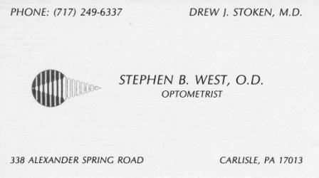 Steve West O.D