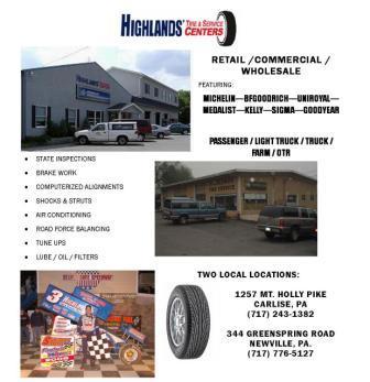 Highland Tire