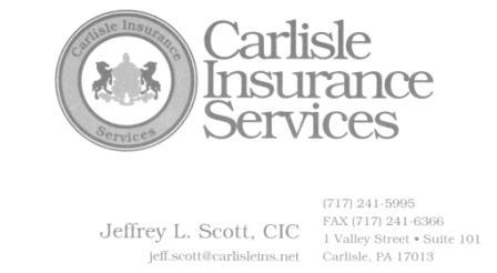 Carlisle Insurance Services