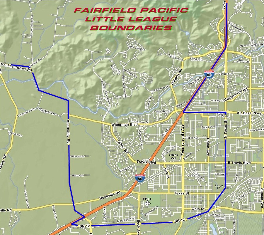 FPLL Boundaries Map