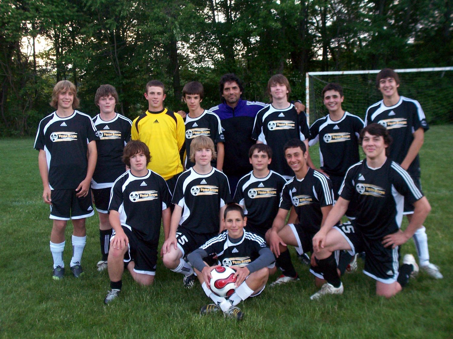 TRSA United Boys U15