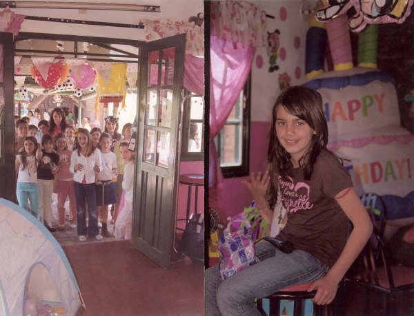 Kids love to have their parties in Rolo Zapata Academy!!