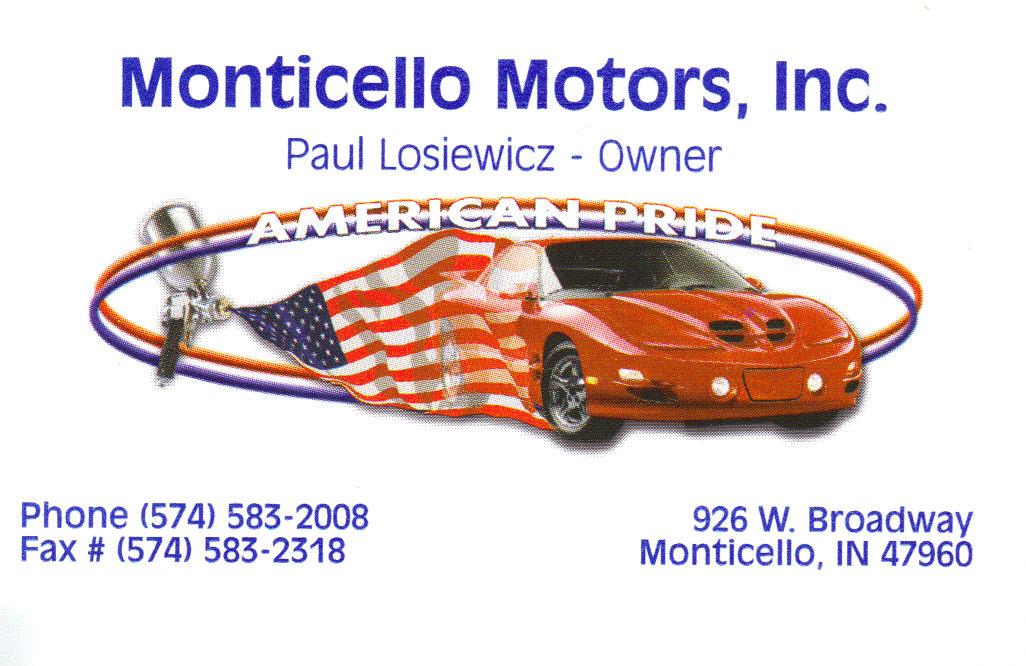 Monticello Moters