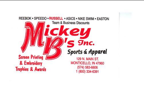 Mickey B's