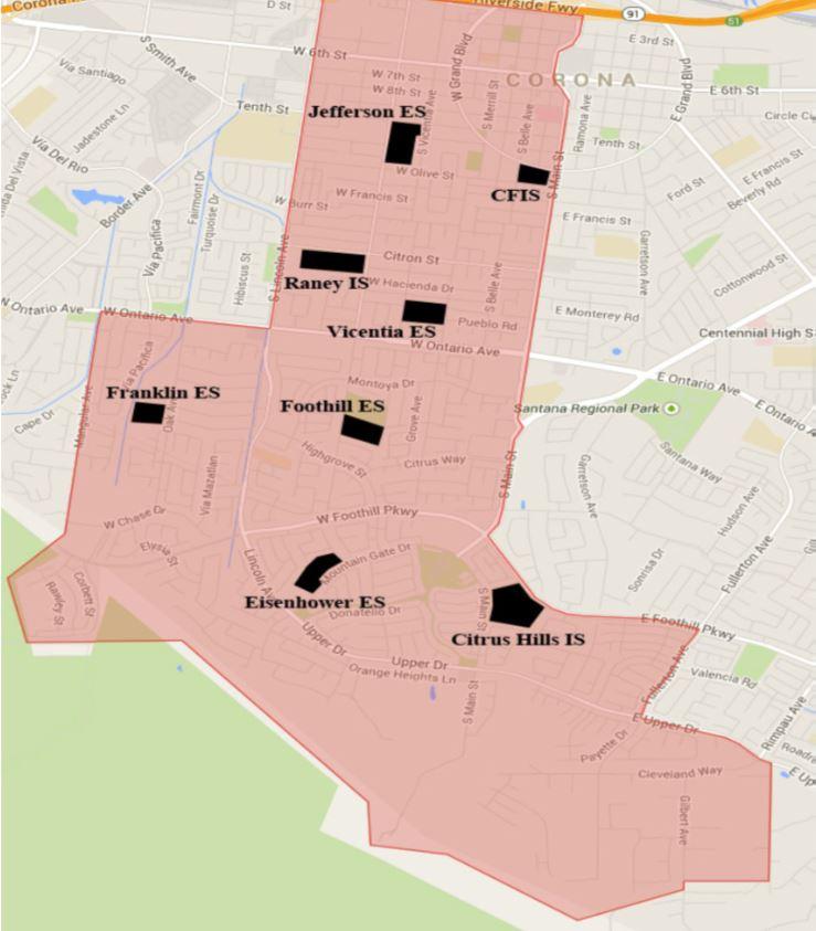 CALL Boundary Map
