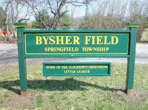 Bysher Field