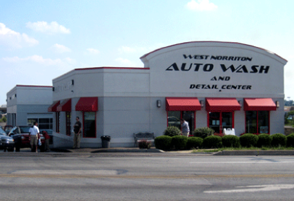 <B>WEST NORRITON AUTO WASH & DETAIL CENTER</B>