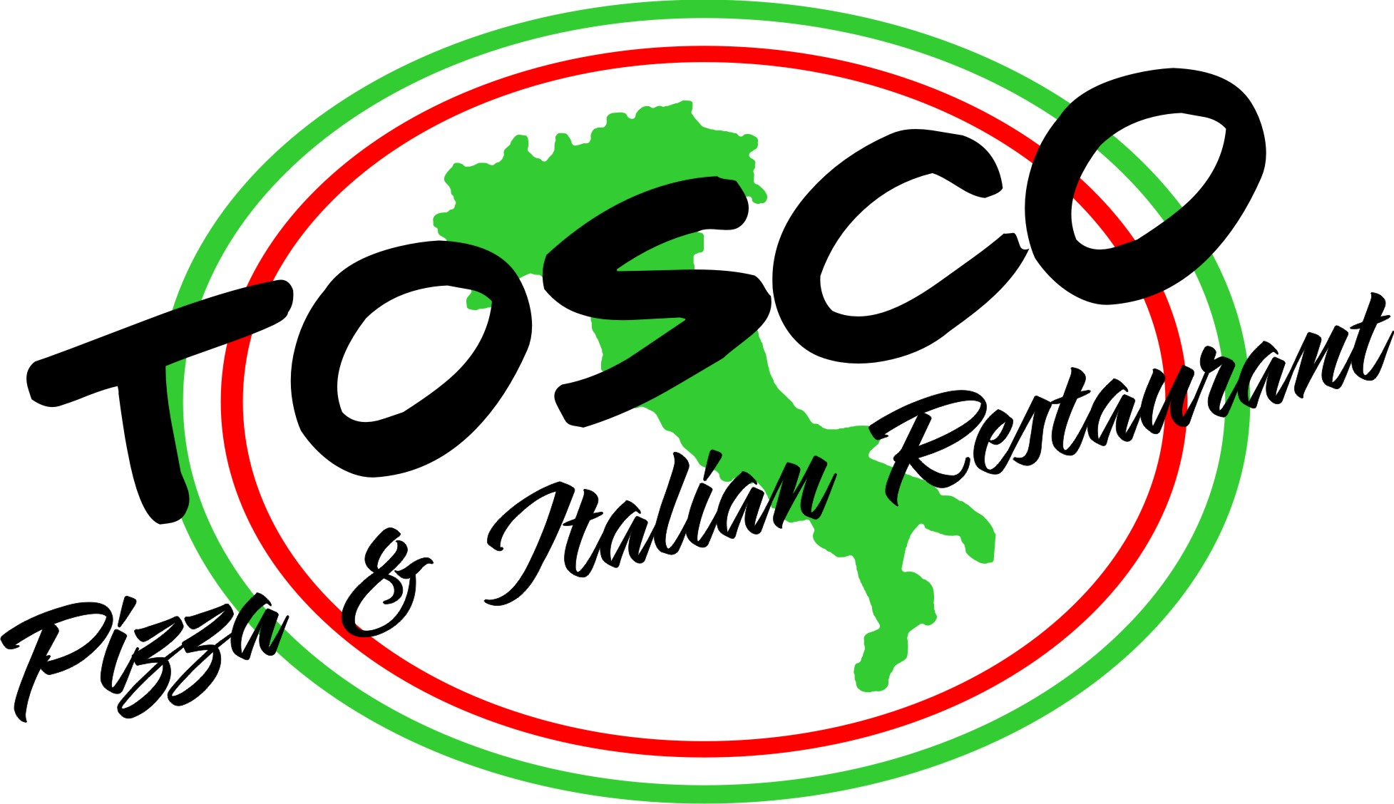 <B>TOSCO PIZZA & ITALIAN RESTAURANT</B>