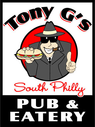 <B>TONY G'S SOUTH PHILLY PUB & EATERY</B>