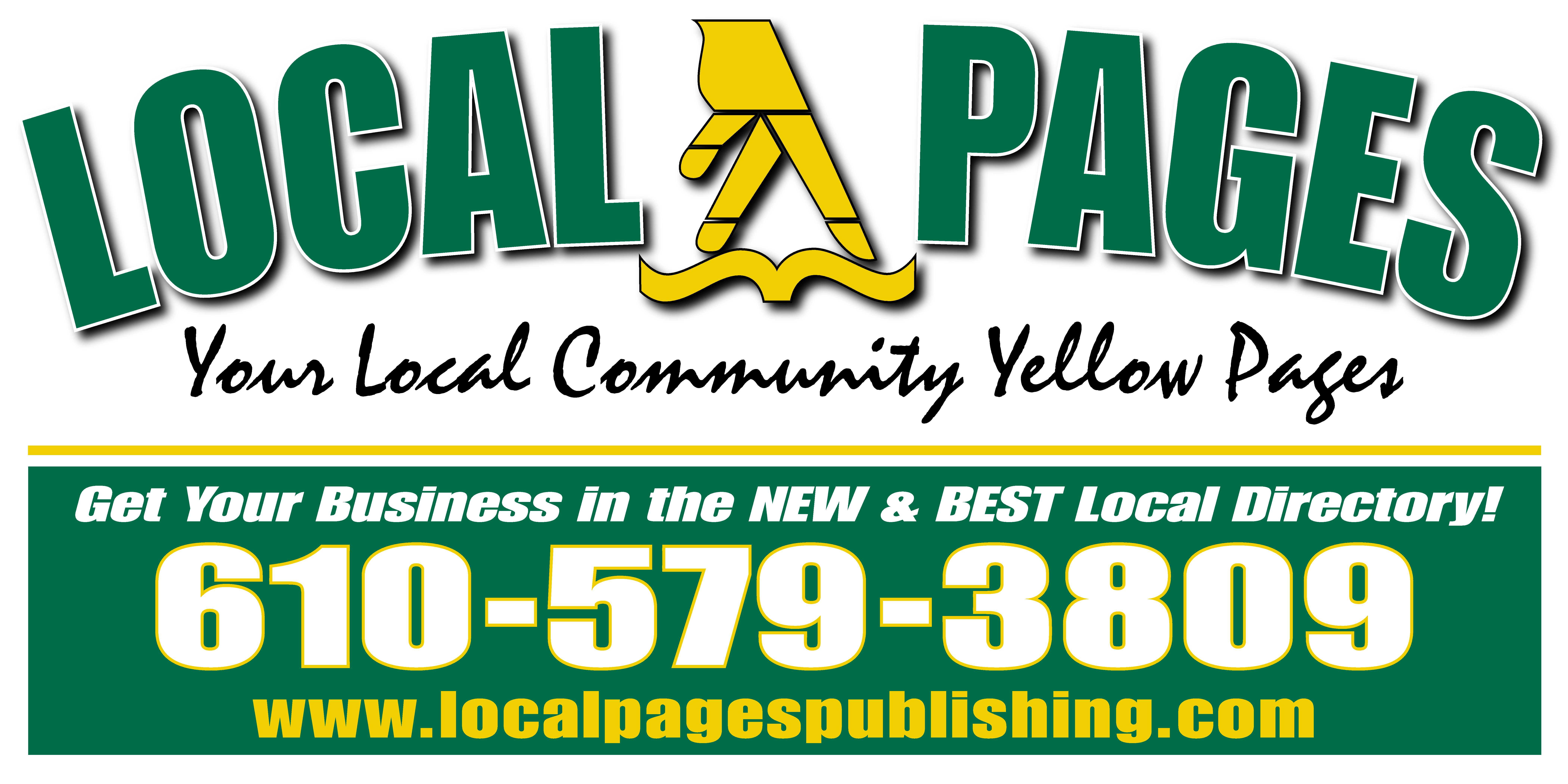 <B>LOCAL PAGES PUBLISHING</B>