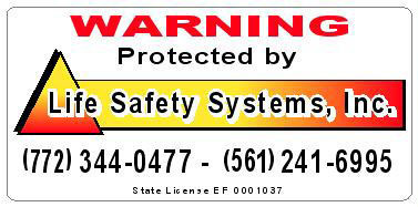 LIFE SAFETY SYSTEMS, INC