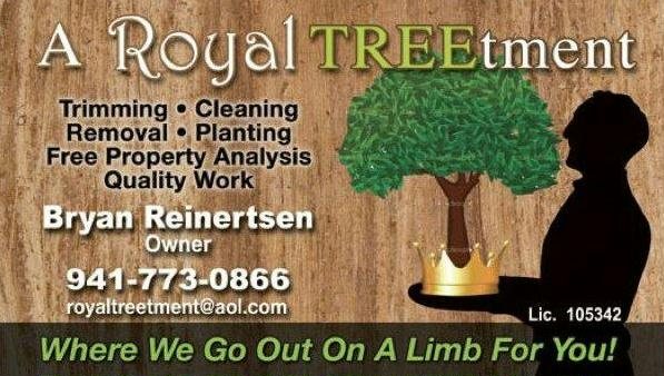Royal Treetment