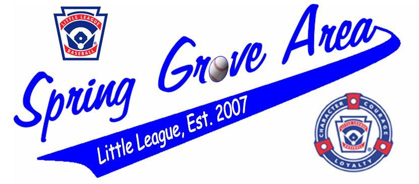 Spring Grove Area Youth Baseball Association (SGAYBA)
