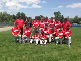 2014 Connie Mack State Runner Ups