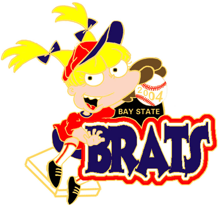 2004 Brats Pin