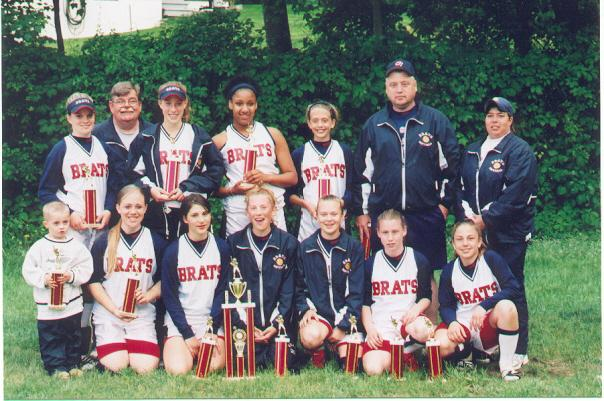2004 Spring Fling Champions