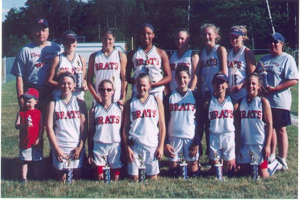 2004 ASA State RunnerUps