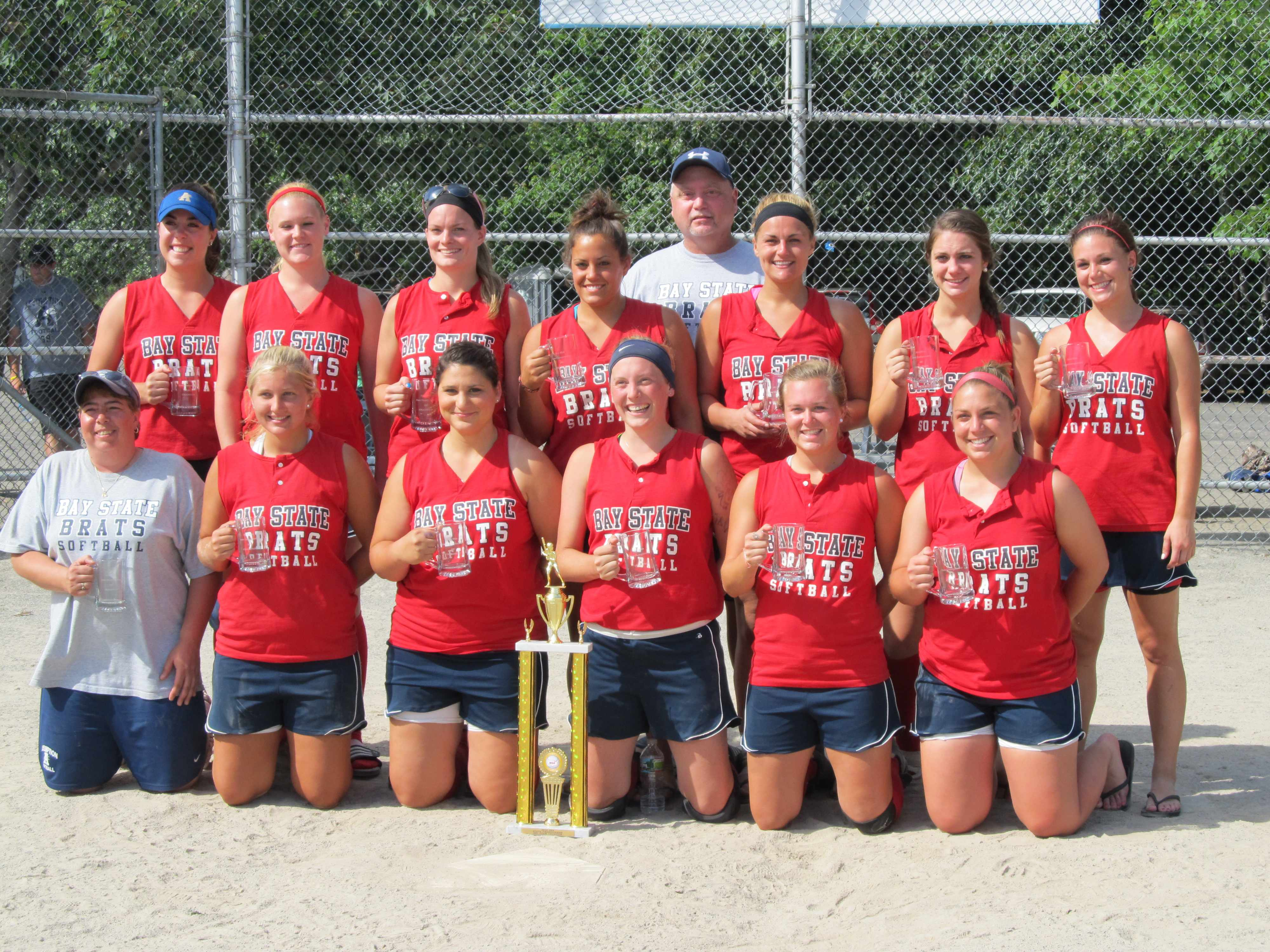 2012 NSA's 23U Massachusetts State Champions