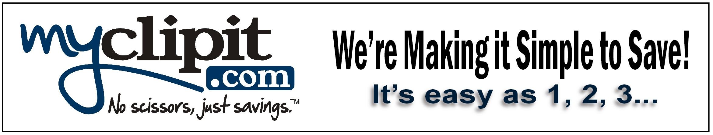Myclipit.com Web Banner