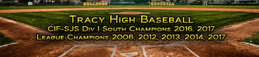 TRACY HIGH BASEBALL