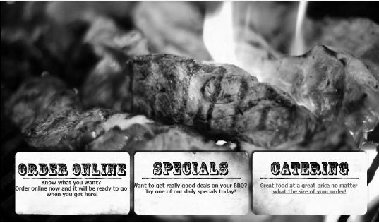 Brisket BBQ Sponsor Image