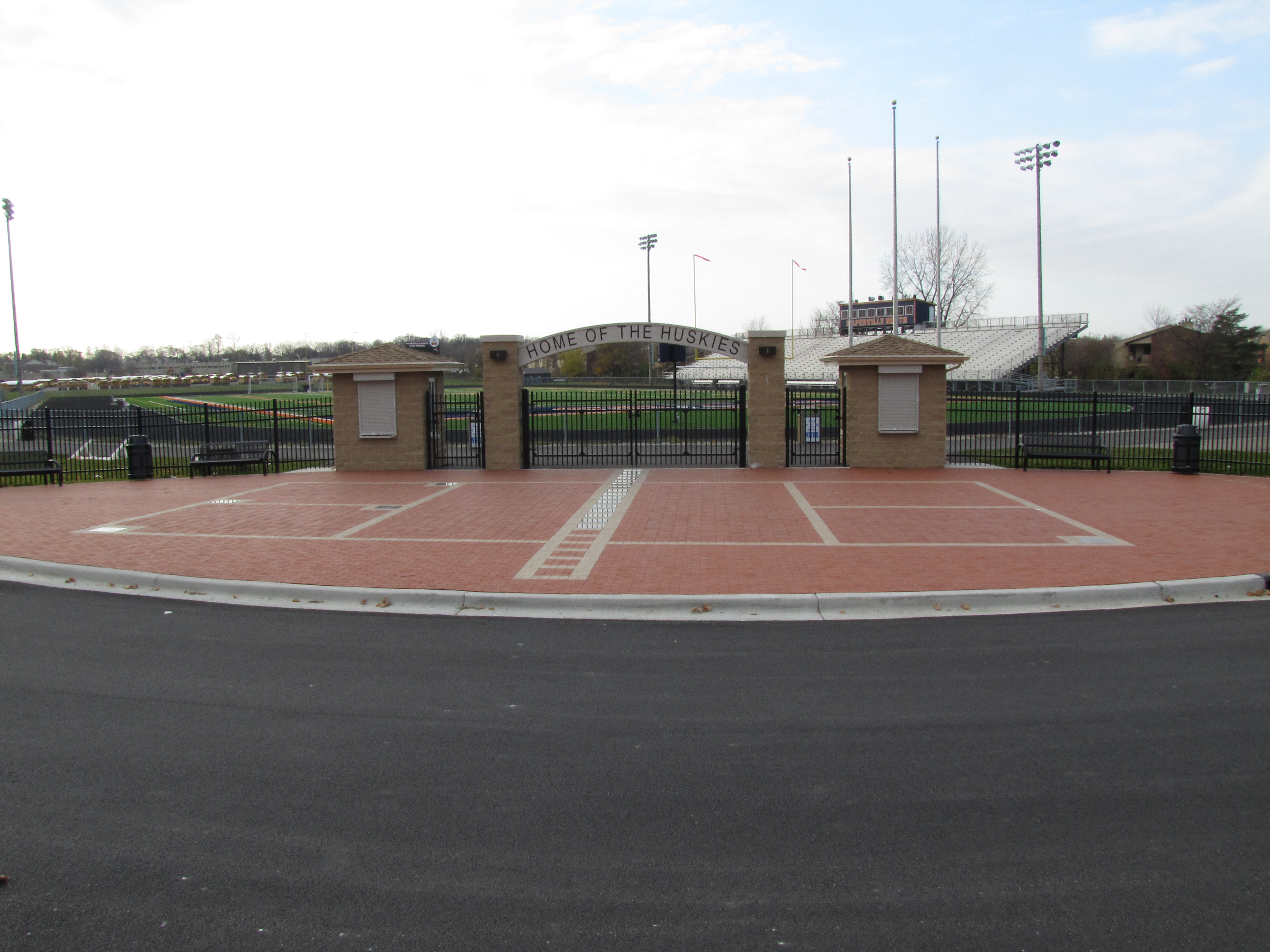 Naperville North High School Football Stadium / IL