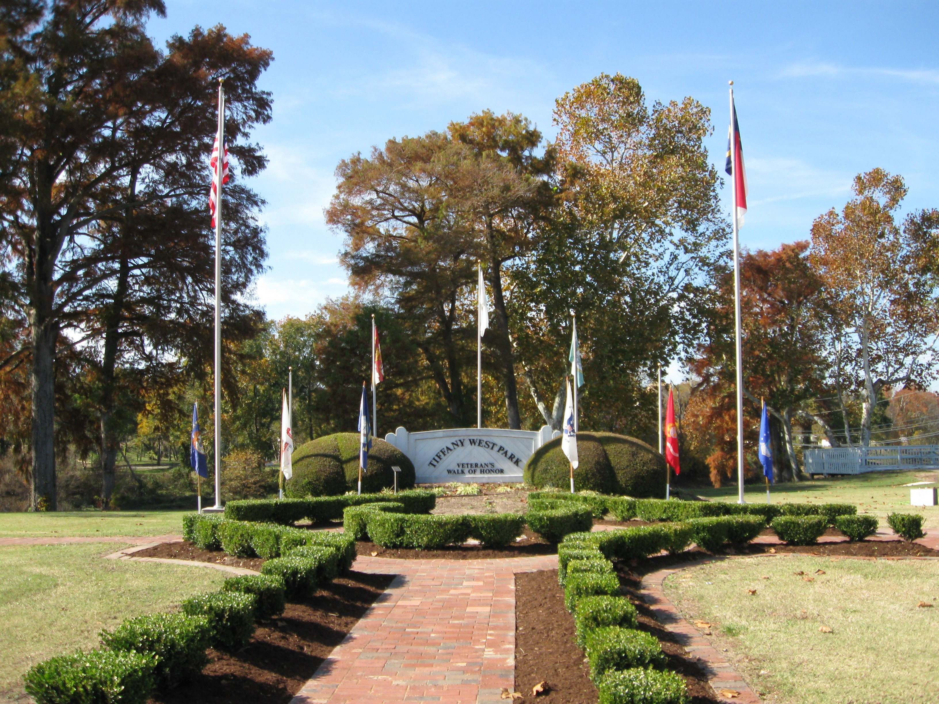 North Carolina's Veterans Walk of Honor