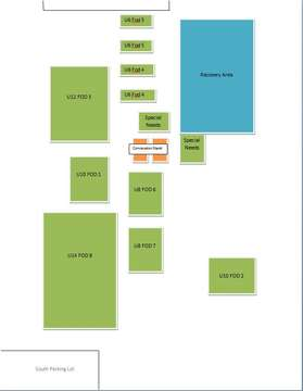Fall 2013 Field Map