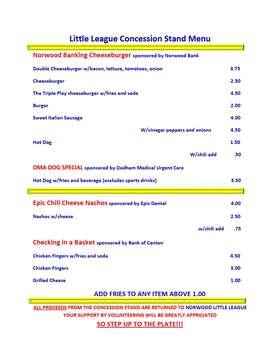 LL menu1 2014