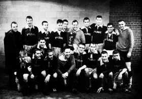 St. Louis University 1959 Team