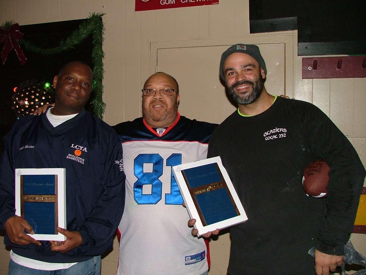 2012 Fatz. Winners