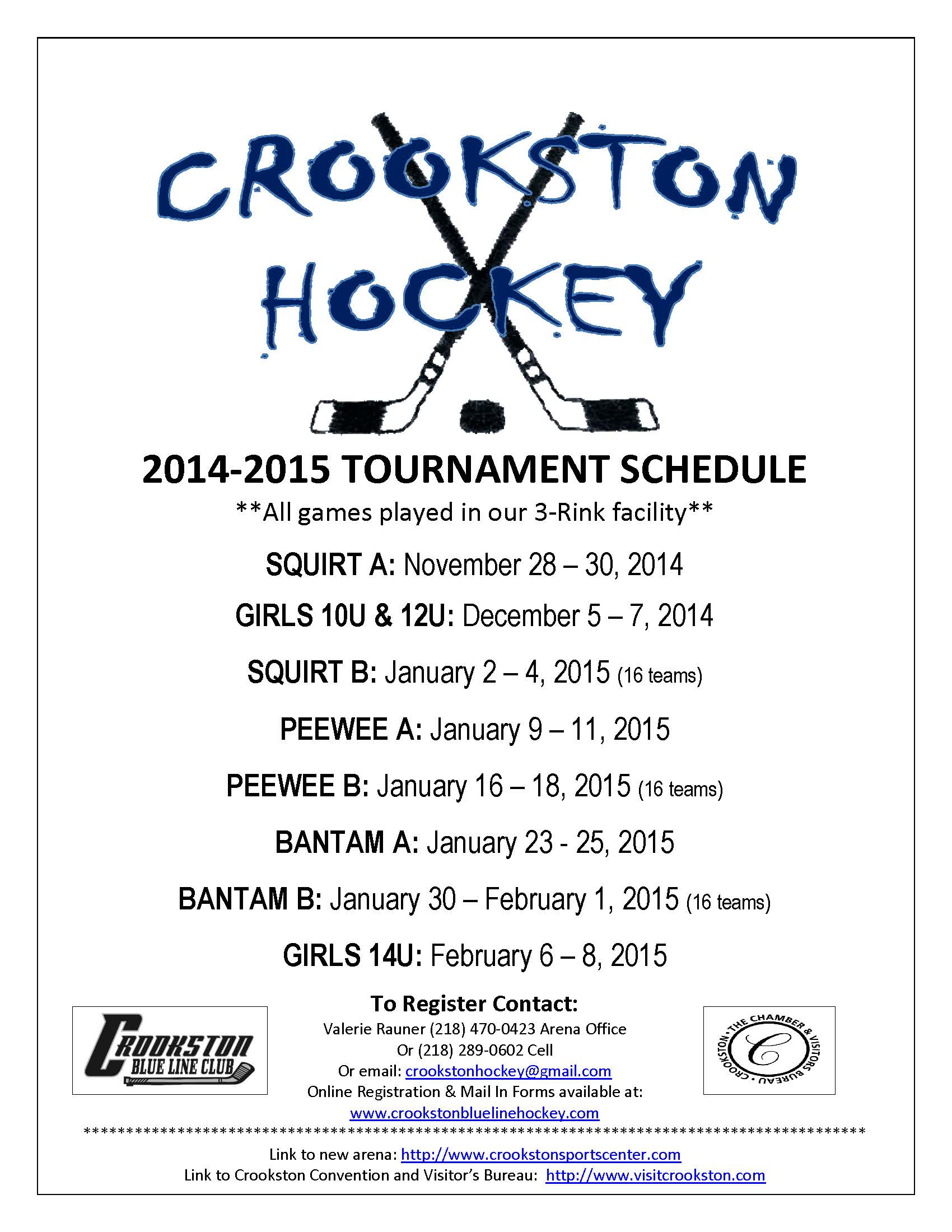 2014-15 Winter Tourney Flyer