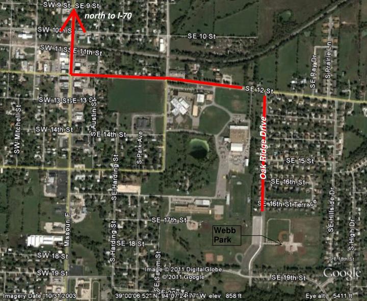 Maple Woods Sports Training Center Kansas City Mo