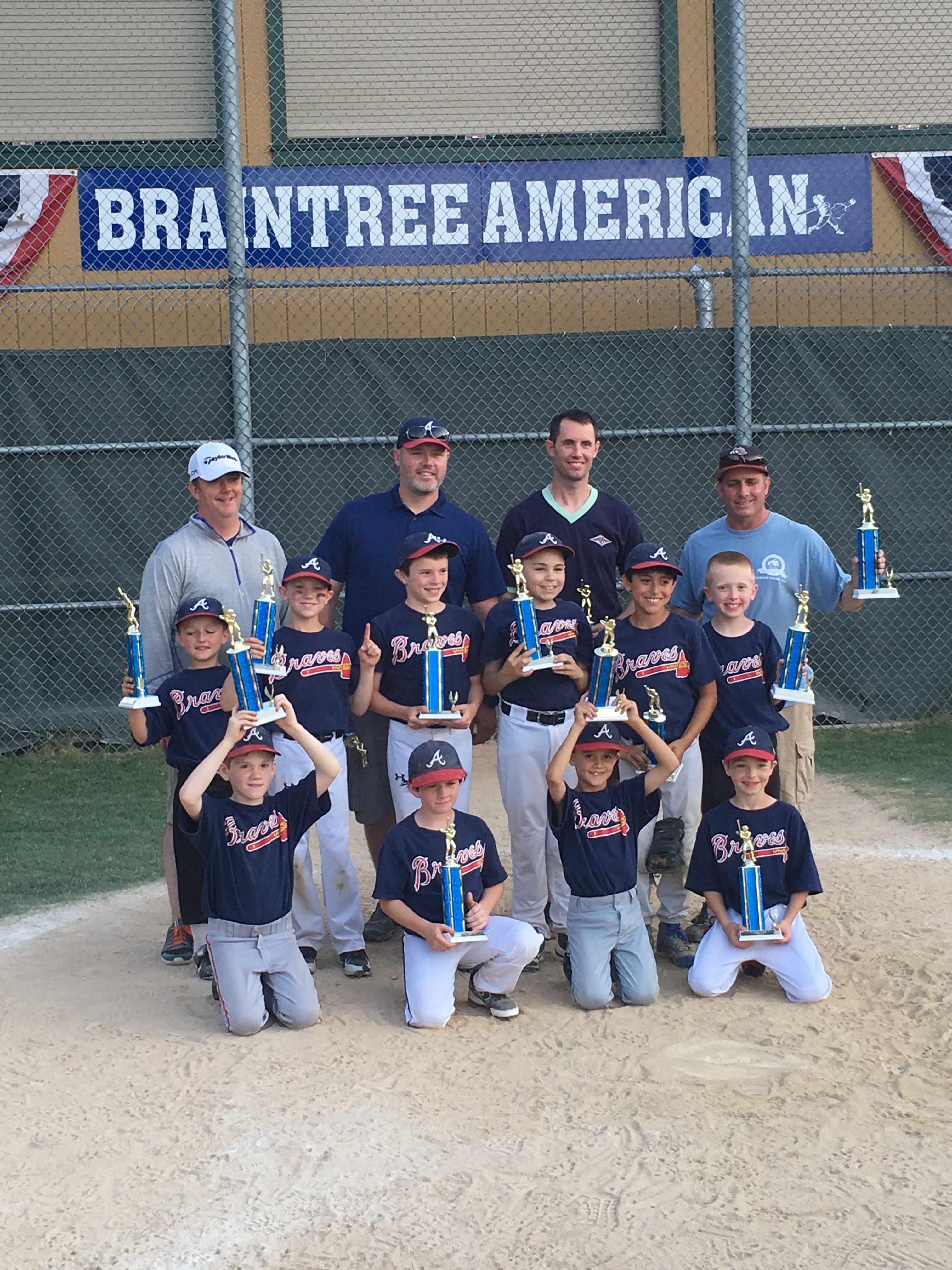 AA champs 2016